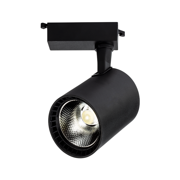 NOAS 30W Black Case Paris LED Track Spotlight is at www.noas.com.tr with 6500K White, 3200K Daylight and 4000K color options.