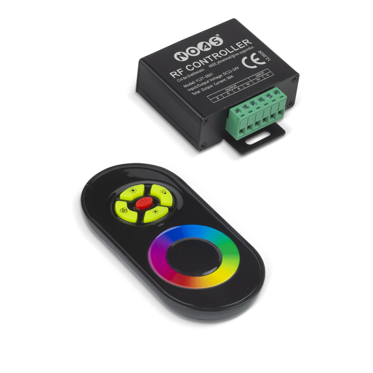 NOAS DC 12-24V 36A TOUCH RGB Controller is at www.noas.com.tr with the best price options.