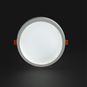 15W Recessed Round Adjustable LED Panel with 6500K White and 3200K Daylight color options at noas.com.tr