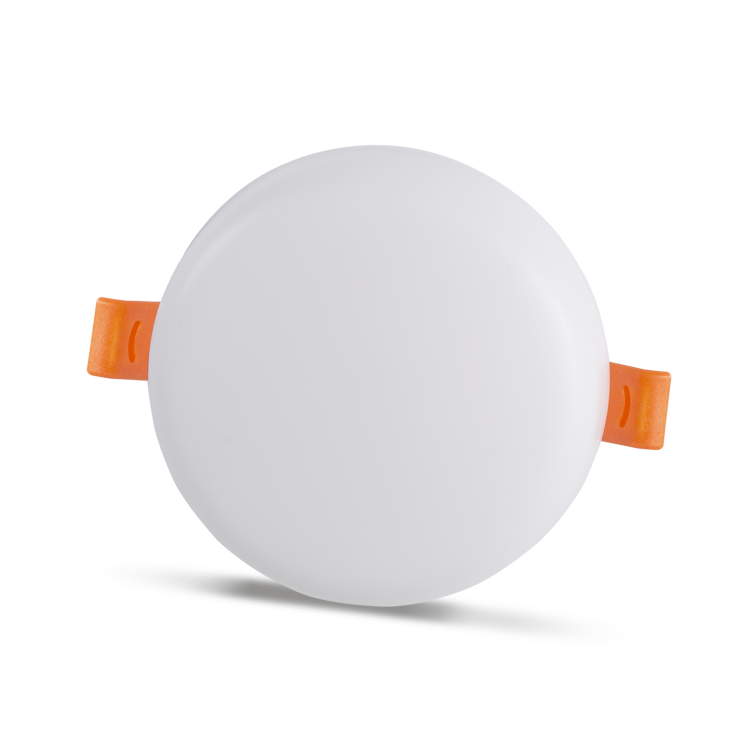 10W Plus Recessed Rounded Adjustable LED Panel