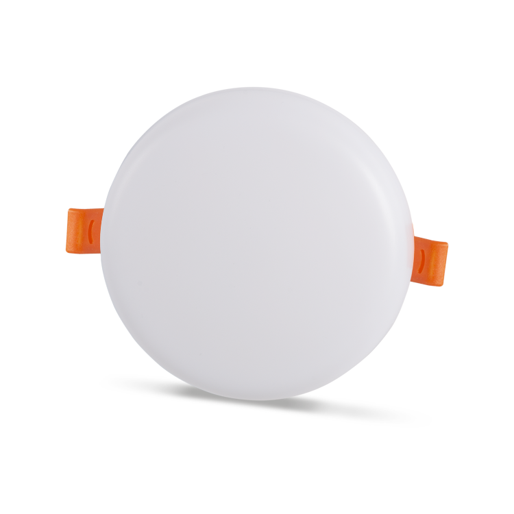 18W Plus Recessed Round Adjustable Led Panel with 6500K White and 3200K Daylight color options at noas.com.tr