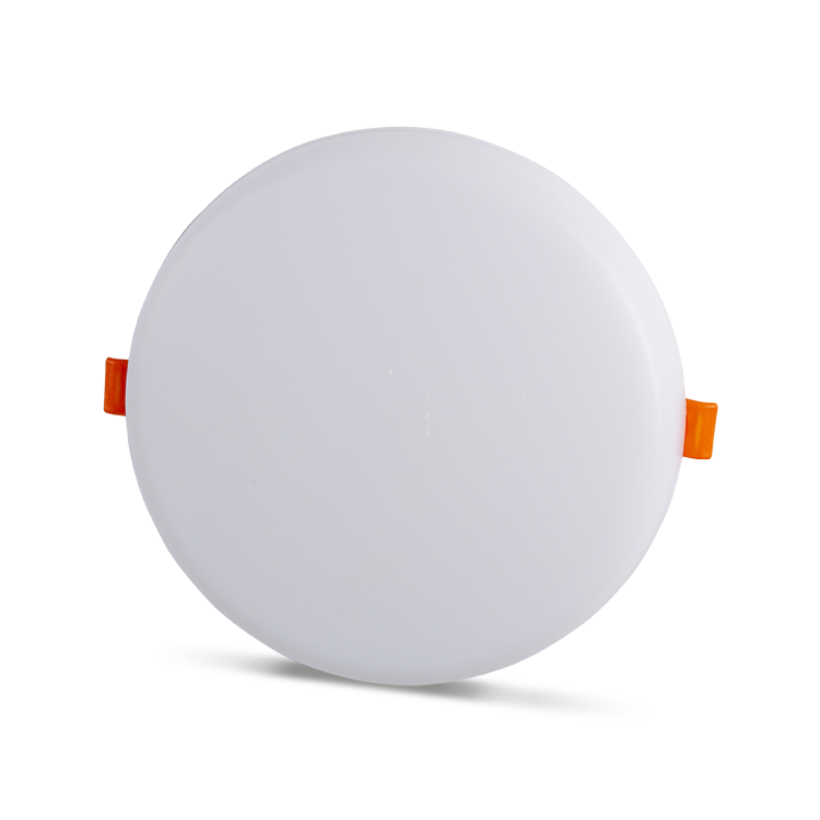 24W Plus Recessed Round Adjustable LED Panel with 6500K White and 3200K Daylight color options at noas.com.tr