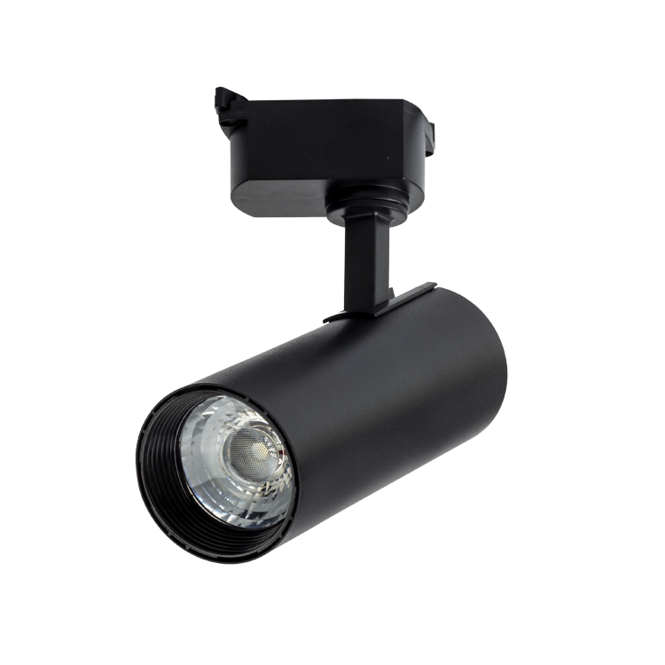 NOAS 20W Black Case Metz LED Track Spot is available at www.noas.com.tr with 6500K White and 3200K Daylight color options.