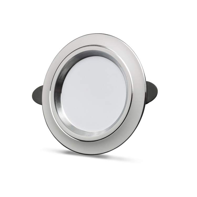 5W White + Silver Case Spot Recessed 6500K White, 3200K Daylight AND 3 functional color options at noas.com.tr