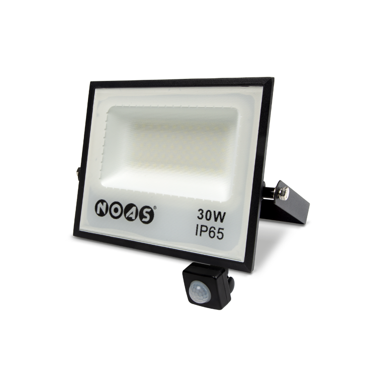 NOAS 30W LED Projector with SMD Sensor is available at www.noas.com.tr with all color variants and best price options.
